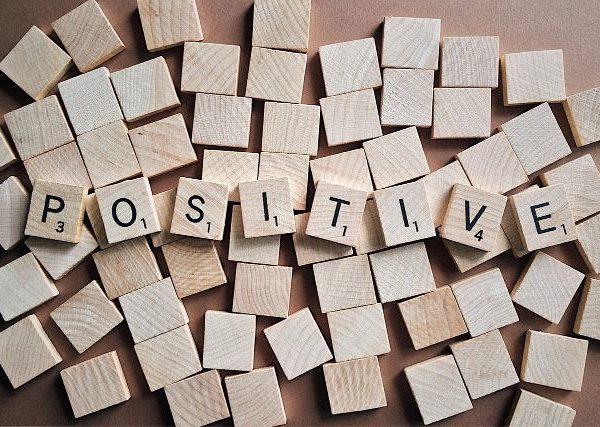 Positives denken lernen - Titelbild