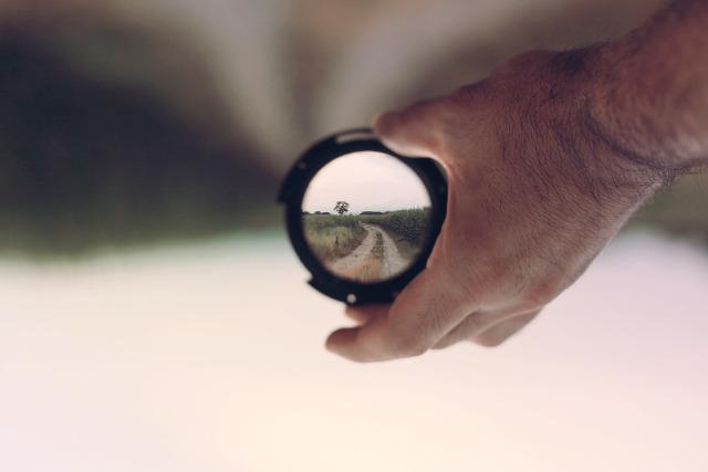 Fokus ändern um positiv zu denken