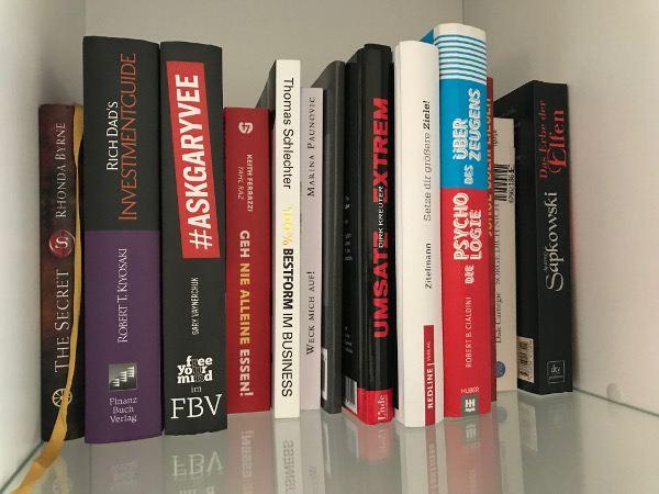 Persönlichkeitsentwicklungsbücher